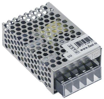 τροφοδοτικό κύρια τάση 100-240VAC  δευτερεύον 12VDC  15,6VA δευτερεύον 1,3A H 28,5mm