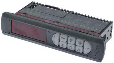 ηλεκτρονικός ελεγκτής CAREL  PB00F0HA00  μετρήσεις στερέωσης 138,5x29 mm