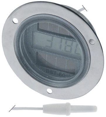 θερμόμετρο ø διάταξης στερέωσης 52mm -50 έως +150°C μετρήσεις πρόσοψης ø74 mm