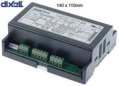 πλακέτα ψύξης DIXELL  προγραμματισμός FRENOX N  μετρήσεις στερέωσης 140x110 mm 230V τάση AC  NTC