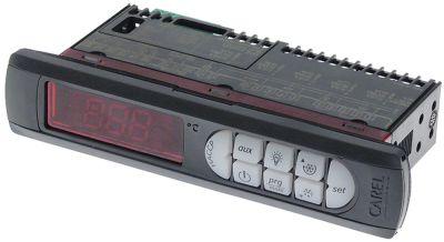 ηλεκτρονικός ελεγκτής CAREL  PB00H0HB10 μετρήσεις στερέωσης 138,5x29 mm