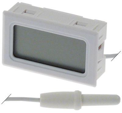 θερμόμετρο τύπος TPM-10 μετρήσεις στερέωσης 46x26,6 mm