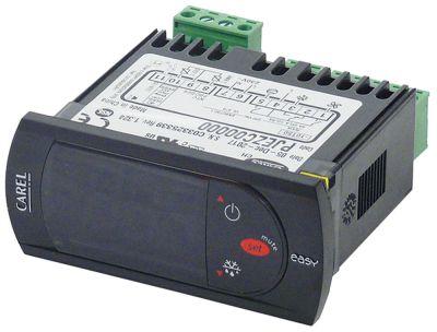 ηλεκτρονικός ελεγκτής CAREL  PJEZC00000 μετρήσεις στερέωσης 71x29 mm