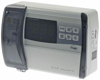 ρυθμιστής θαλάμων ψύξης PEGO ECP200 EXPERT 230Vac +/-10% 50/60 Hz προστασία IP65