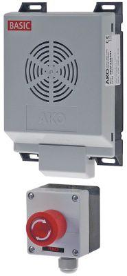 διακόπτης έκτακτης ανάγκης AKO  τύπος AKO-52069  -V τάση  - έξοδοι ρελέ  -  -  -  -  -  -  -  -  -