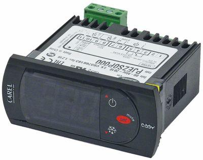 ηλεκτρονικός ελεγκτής CAREL  μετρήσεις στερέωσης 71x29 mm