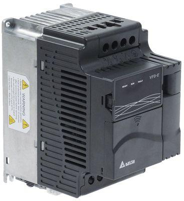μετατροπέας συχνότητας κύρια τάση 200-240VAC  δευτερεύον 0-24VDC  δευτερεύον 11A H 155mm Μ 100mm