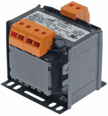 transformer primary  secondary  80VA H 90mm L 90mm W 90mm connection grip connection
