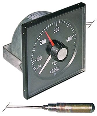 θερμοστάτης Μέγ. Θ 450°C εύρος θερμοκρασίας 50-450 °C 1-πόλοι 1CO  5A