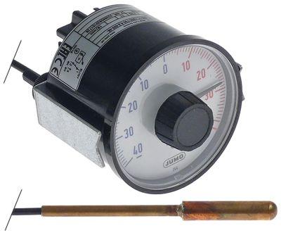 θερμοστάτης Μέγ. Θ 40°C εύρος θερμοκρασίας -40 έως +40°C 1-πόλοι 1CO  10A