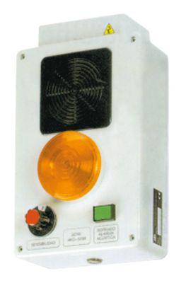 συσκευή συναγερμού 230VAC  εύρος θερμοκρασίας min. 2% °C τάση AC  90dB