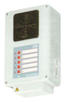συσκευή συναγερμού 230VAC  εύρος θερμοκρασίας°C τάση AC  90dB