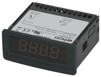 θερμόμετρο LAE  LT12CJE  μετρήσεις στερέωσης 71x29 mm