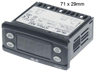 ηλεκτρονικός ελεγκτής ELIWELL  τύπος ICPlus902  μοντέλο ICP16D0750000