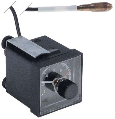 θερμοστάτης Μέγ. Θ 120°C εύρος θερμοκρασίας 0-120 °C 1-πόλοι 1CO  5A