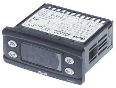 ηλεκτρονικός ελεγκτής ELIWELL  τύπος IDPlus 974  μοντέλο IDP2EDB300000