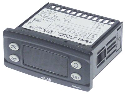 ηλεκτρονικός ελεγκτής ELIWELL  τύπος IDPlus 961  μοντέλο IDP17D0300000