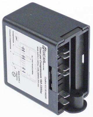 χρονοδιακόπτης GICAR  9.2.20.96G00  ηλεκτρονικό κινητήρες θάλαμοι χρόνος λειτουργίας 230V 50/60 Hz