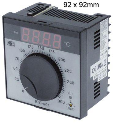 ηλεκτρονικός ελεγκτής BRAINCHILD  τύπος BTC404  μοντέλο 41411000 0 έως +300°C