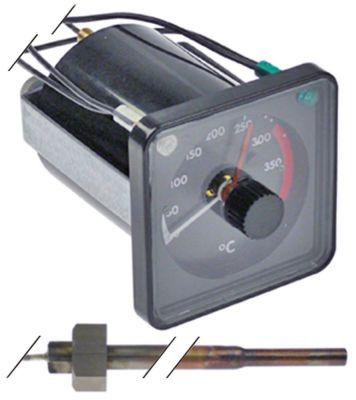 θερμοστάτης Μέγ. Θ 320°C εύρος θερμοκρασίας 0-320 °C 1CO  10A