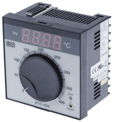 ηλεκτρονικός ελεγκτής BRAINCHILD  τύπος BTC404  μοντέλο 41511000 0 έως +400°C