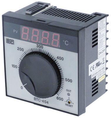 ηλεκτρονικός ελεγκτής BRAINCHILD  τύπος BTC404  μοντέλο 41611000 0 έως +600°C