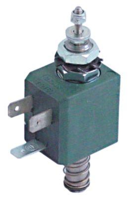 ηλεκτρονικός μαγνήτης 24V τάση AC  50Hz