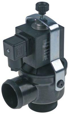 ηλεκτροβάνα αποχέτευσης Z923G 230V είσοδος 46mm μονό SIRAI  έξοδος 1½