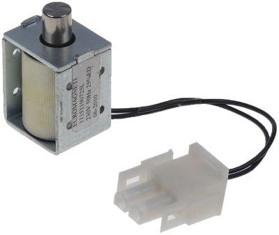 ηλεκτρονικός μαγνήτης 230V τάση AC  50Hz Μ 23mm W 19mm H 29mm