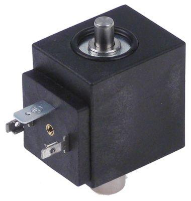 ηλεκτρονικός μαγνήτης 24V τάση DC  Μ 42mm W 30mm H 62mm 15W