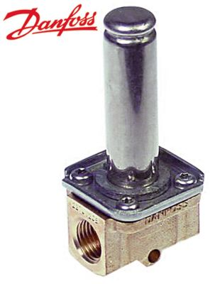 σώμα ηλεκτρομαγνητικής βαλβίδας NC  τύπος EV210B  p max 35bar εύρος πίεσης 0-30 bar DN 1,5mm