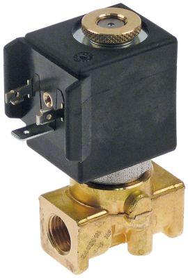 ηλεκτροβάνα αποχέτευσης 2-οδοί 230VAC  είσοδος 1/4