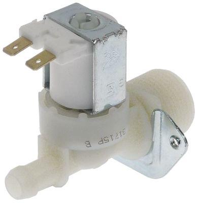 ηλεκτρομαγνητική βαλβίδα μονό ευθύ 230VAC  είσοδος 3/4″  έξοδος 11,5mm είσοδος 12l/min DN10
