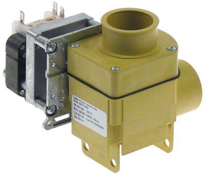 ηλεκτροβάνα αποχέτευσης MDP-O-2RA 220/240 V είσοδος 51mm έξοδος 53mm 50/60 Hz για πλυντήριο