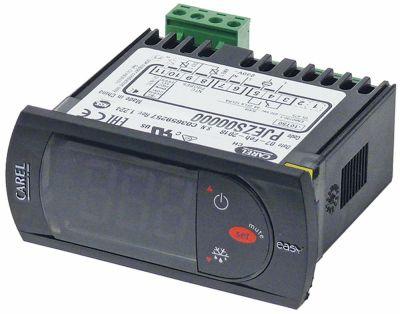 ηλεκτρονικός ελεγκτής CAREL  PJEZS00000 μετρήσεις στερέωσης 71x29 mm