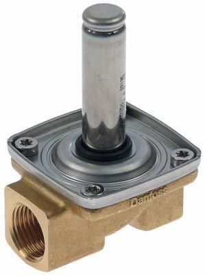 solenoid valve brass 2-ways inlet 1/2
