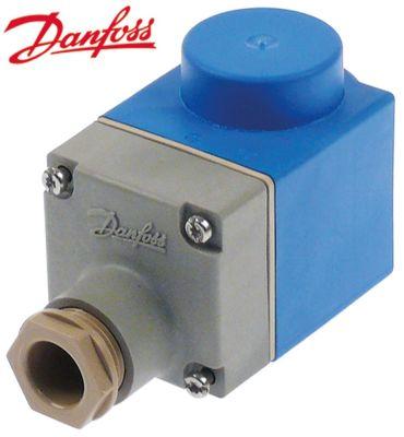 πηνίο DANFOSS  τύπος EVR  230V 10VA ø έδρας 15mm σύνδεσμος χωρίς καλώδιο