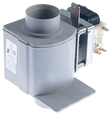 βαλβίδα αποχέτευσης 24V είσοδος 50mm έξοδος 50mm μονό 50/60 Hz