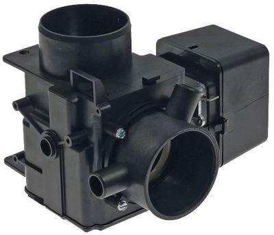 βαλβίδα αποχέτευσης 230V είσοδος 76mm έξοδος 76mm μονό 50/60 Hz μοντέλο MDB-O-3RA
