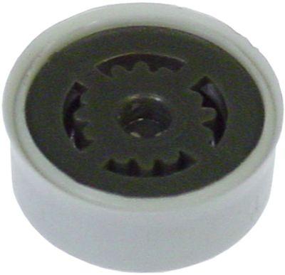 μειωτήρας MÜLLER  τύπος MR04  παροχή 16l/min μετρήσεις στερέωσης 19mm ονομαστική ροή στα 4bar