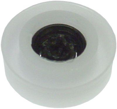 μειωτήρας MÜLLER  τύπος MR06  παροχή 1.9l/min μετρήσεις στερέωσης 19mm ονομαστική ροή στα 4bar