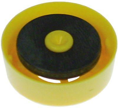 μειωτήρας TP  παροχή 5.5l/min κίτρινο ανοχή ±15 %