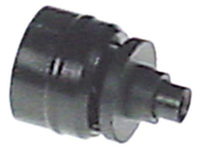 μειωτήρας TP  παροχή 5l/min μαύρο ανοχή ±25 %