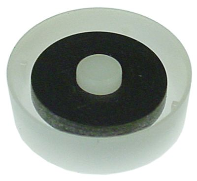 μειωτήρας τύπος EATON (INVENSYS)  παροχή 10l/min εύρος πίεσης 1-10bar ανοχή ±15/25 % λευκό