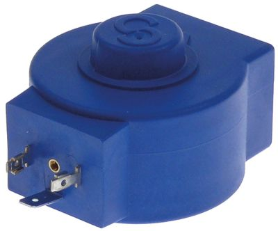 πηνίο CASTEL  220-230VAC 50-60 Hz ø έδρας 11.4mm σύνδεσμος για τάπα τύπος HF3 12W