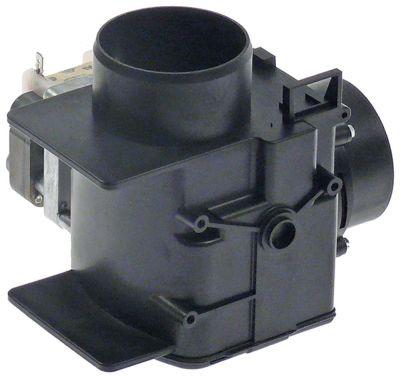βαλβίδα αποχέτευσης MDB-O-3RA 230V είσοδος 75mm έξοδος 75mm 50/60 Hz για πλυντήριο