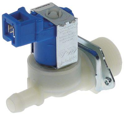 ηλεκτρομαγνητική βαλβίδα μονό ευθύ 200-240VAC  είσοδος 3/4 έξοδος 10.5 Μέγ. Θ 90°C