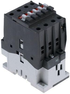 ρελέ ισχύος ωμικό φορτίο 55A 230VAC  (AC3/400V) 32A/15 kW κύριες επαφές 3NO