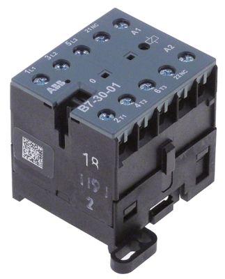 ρελέ ισχύος ωμικό φορτίο 20A 400VAC  (AC3/400V) 12A/5,5 kW κύριες επαφές 3NO