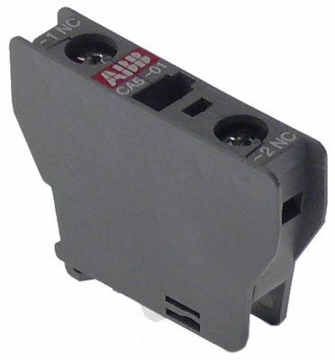 ρελέ επαφές 1NC  AC1 16A AC15 3A σύνδεσμος βιδωτή σύνδεση για επαφείς A9-A50